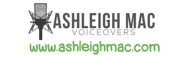 Ashleigh Mac Voiceovers